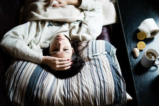 Przeziębienie Grypa Czy Angina Kobietapl