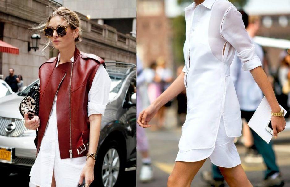 6db560292 Trend moda wiosna lato 2017: biała sukienka - Kobieta.pl