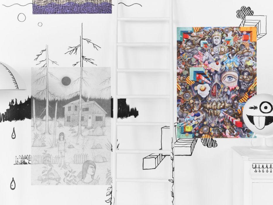 Ikea Art Collection 2017