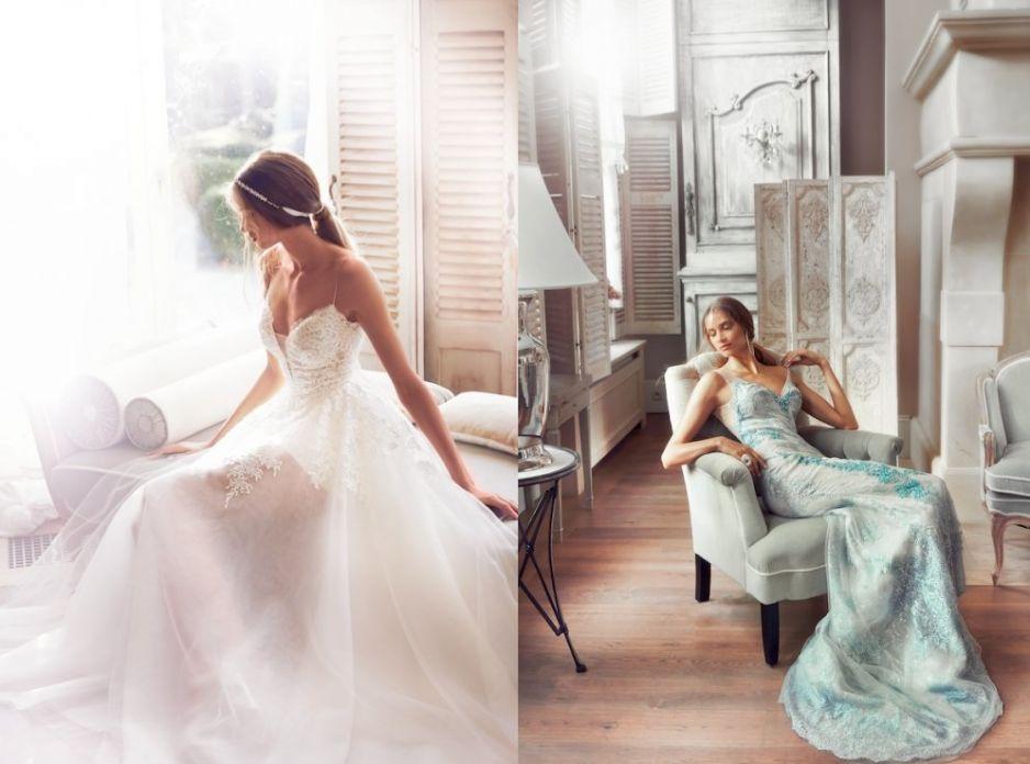 a2d1d8885d Sukienki na ślub 2017  Viola Piekut Bridal Collection - Kobieta.pl
