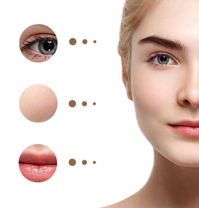 Problemy zdrowotne często widać w zmianach na twarzy