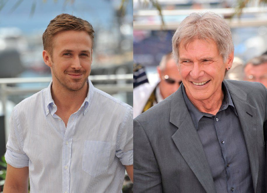 Ryan Gosling i Harrison Ford