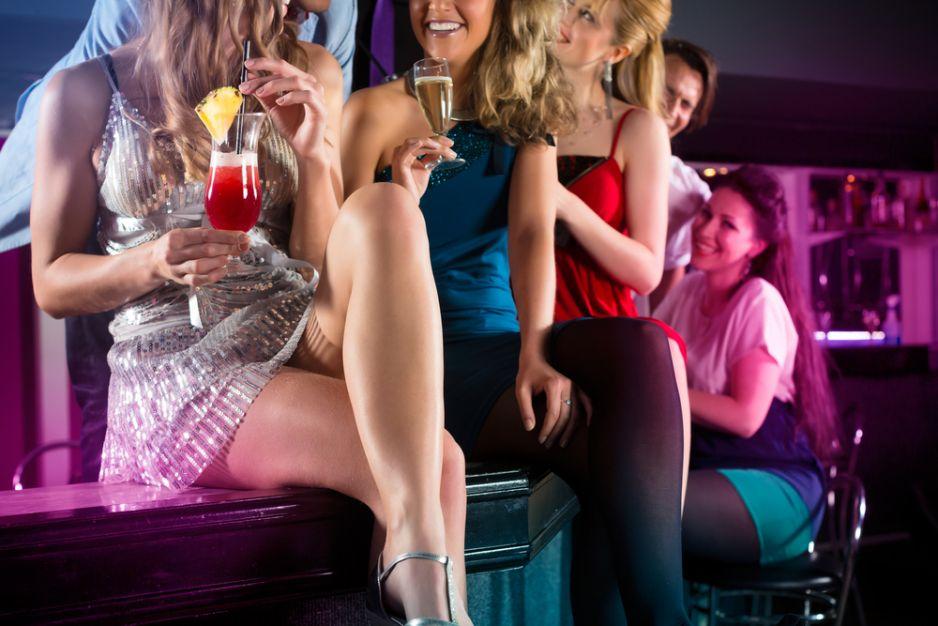 Kobiety w klubie