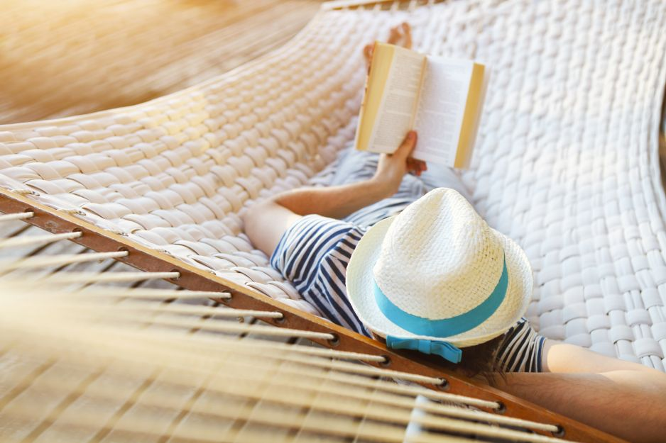 Konkurs książka na wakacje