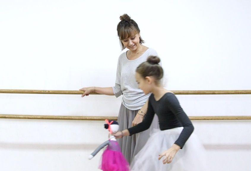 854d784b Mama pracująca: Monika Caputa, baletnica i mama Amelii
