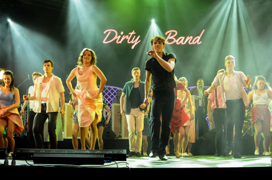 zdjęcia z koncertu Tribute to Dirty Dancing — Music&Dance Show