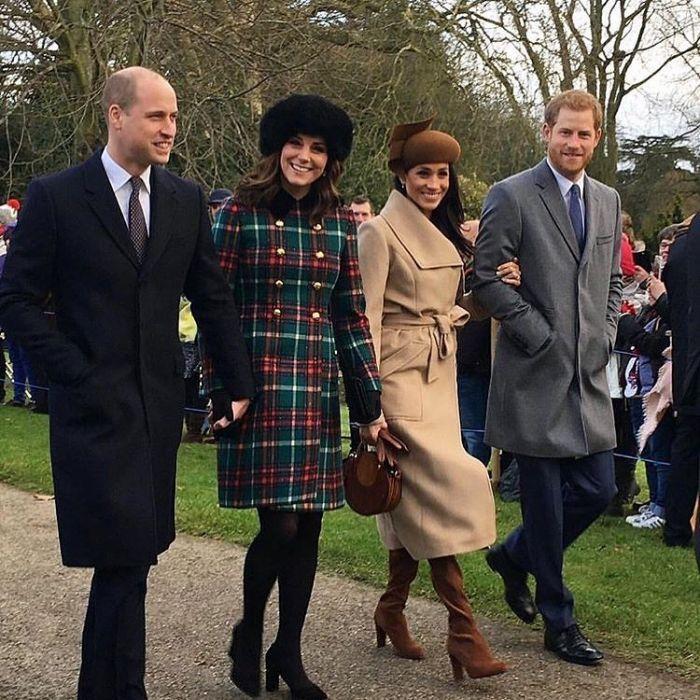 Stunning And Surprising New Looks: Meghan Markle I Księżna Kate: Pierwsze Wspólne Zdjęcia