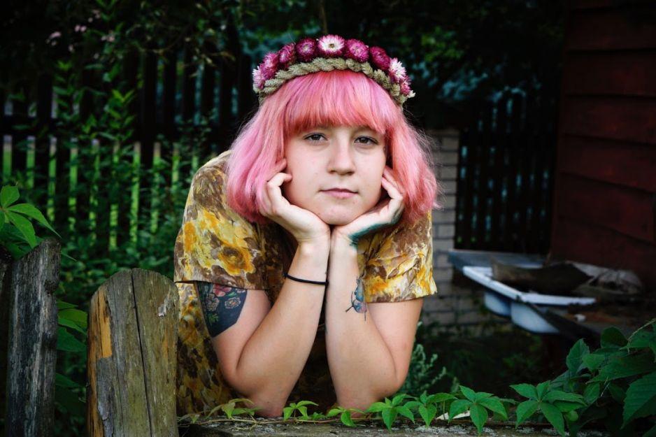 Zosia - marzycielka, podróżniczka, fotografka