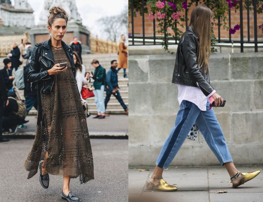 1d4d35cf Ramoneska: modna kurtka na wiosnę 2018 - Kobieta.pl