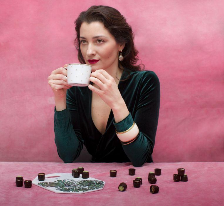 Julia Boguslavskaya, założycielka marki Piękne deski ceramiczne od Boguslavskaya