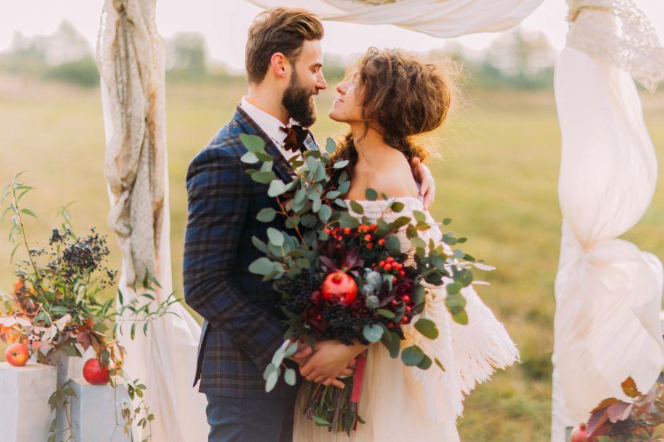 Dodatki ślubne modne wiosna 2018