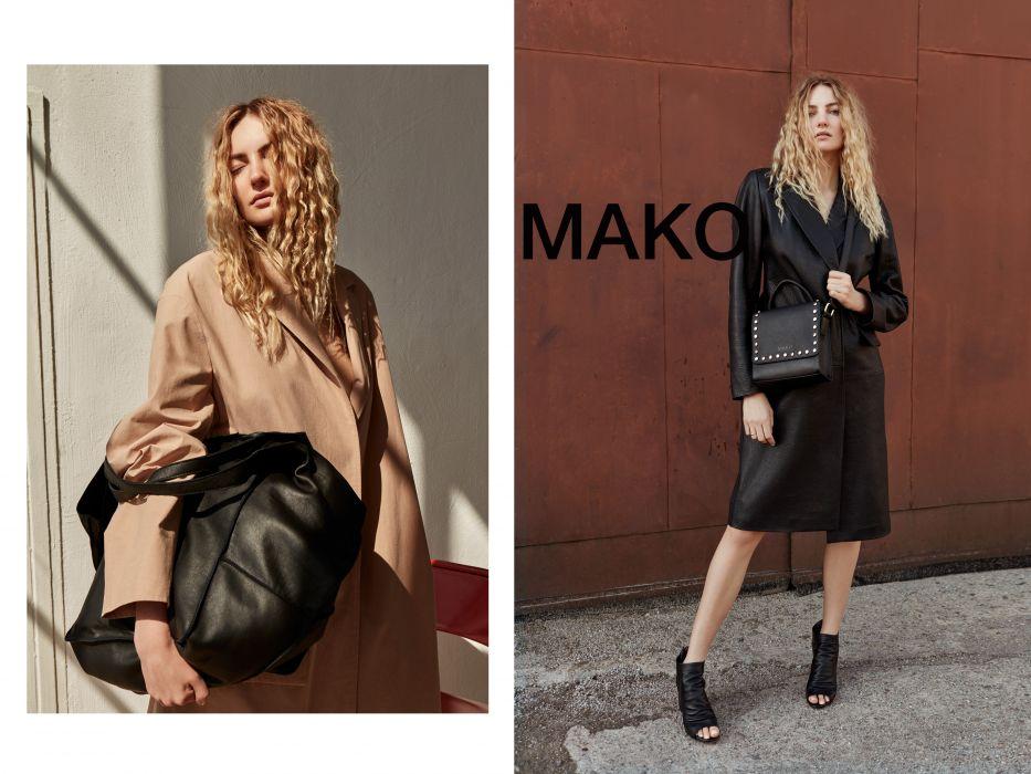 0cedf88a3e68c Fajne skórzane torby i dodatki polskiej marki MAKO - Kobieta.pl