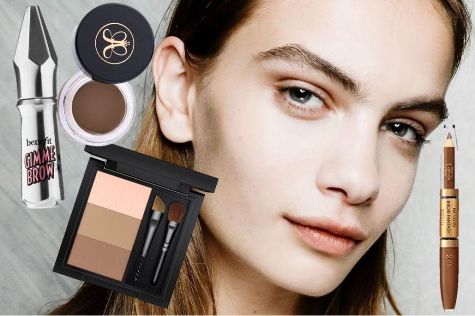 Jak Malowac Brwi Najlepsze Kosmetyki Do Stylizacji Brwi Kobieta Pl