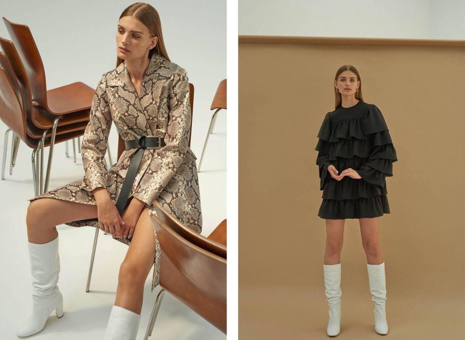 Kolekcja LeBrand jesień 2018