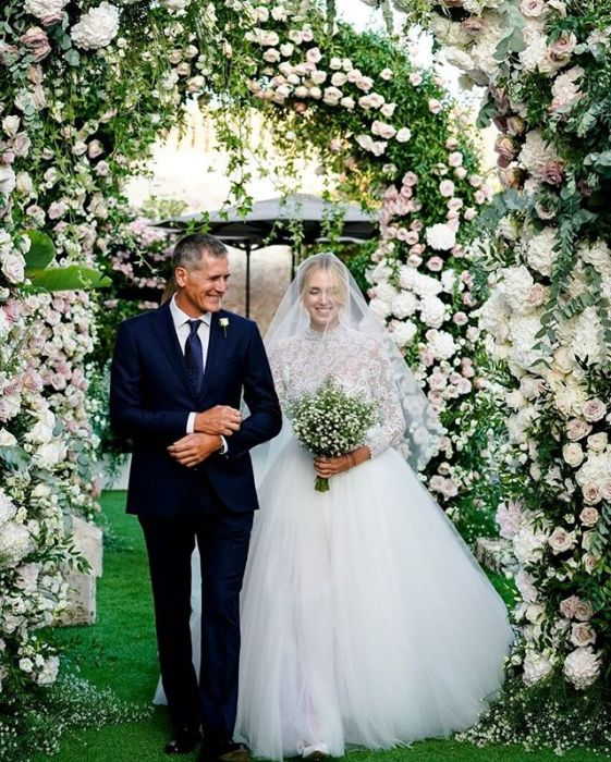 Chiara Ferragni Suknia ślubna Skrytykowana Przez Stefano Gabbana