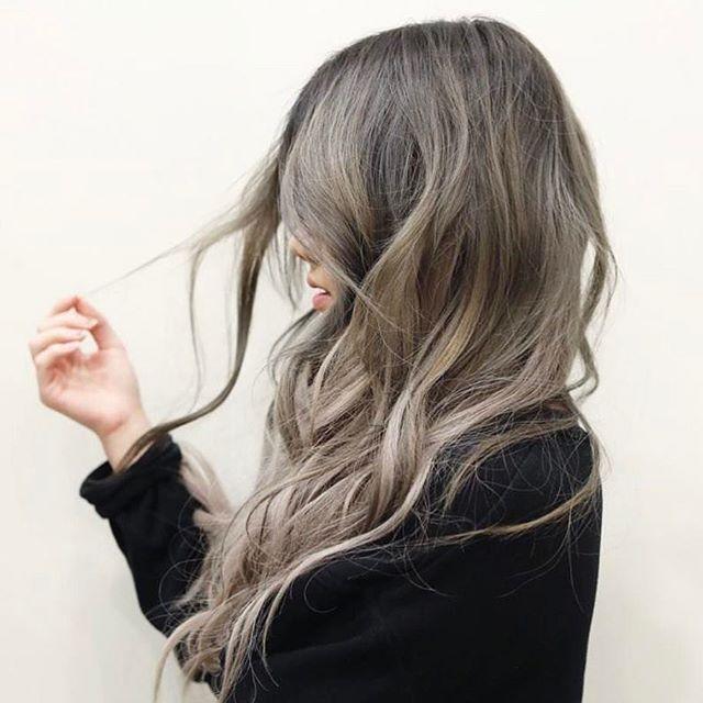 Ash Brown Hair Najmodniejszy Odcień Brązu Na Jesień