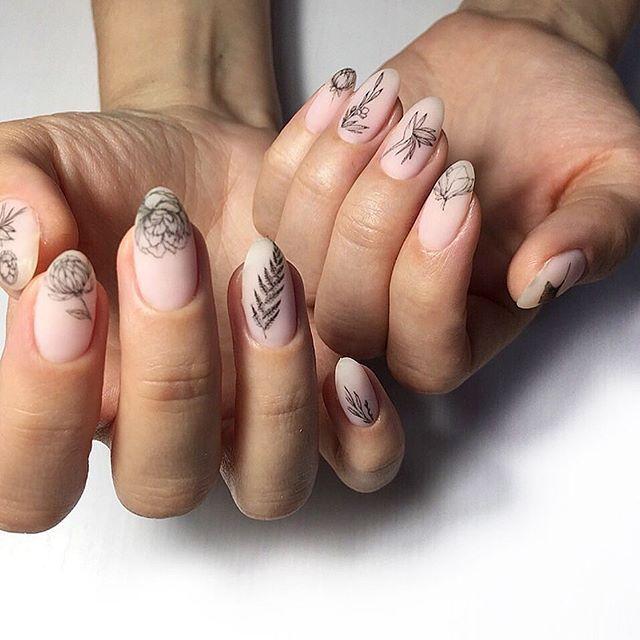 Jest Trwalszy Od Hybrydy Tatuaż Paznokci To Nowy Trend W