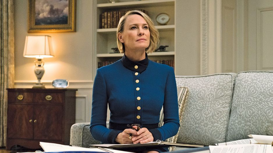 House of Cards 6 sezon zwiastun