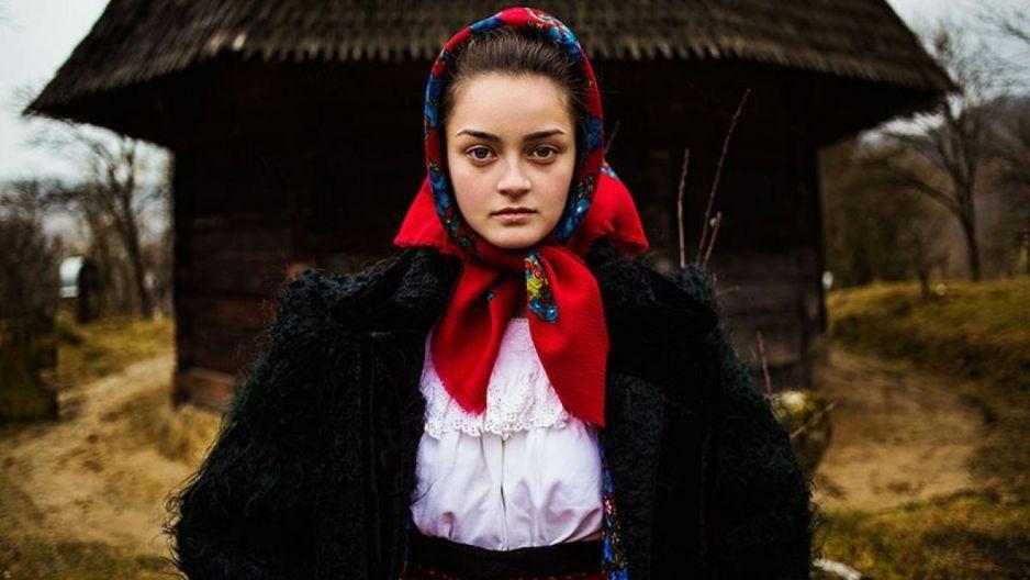 Rumuńska mama seks