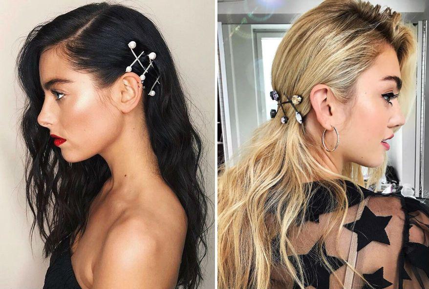 Fryzury na Sylwestra: 15 propozycji dla długich włosów