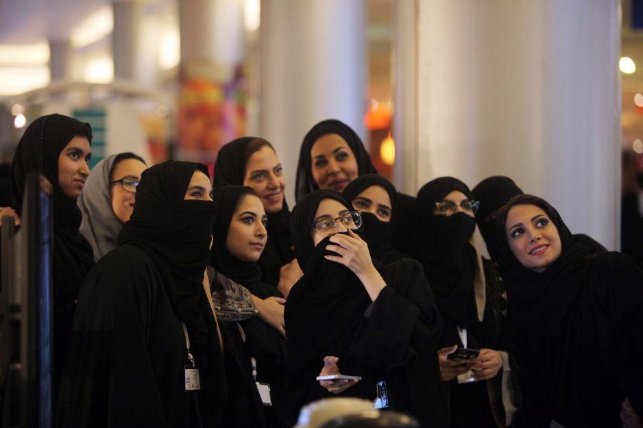 Kobiety w Arabii Saudyjskiej prostestują przeciwko zakrywaniu ciała