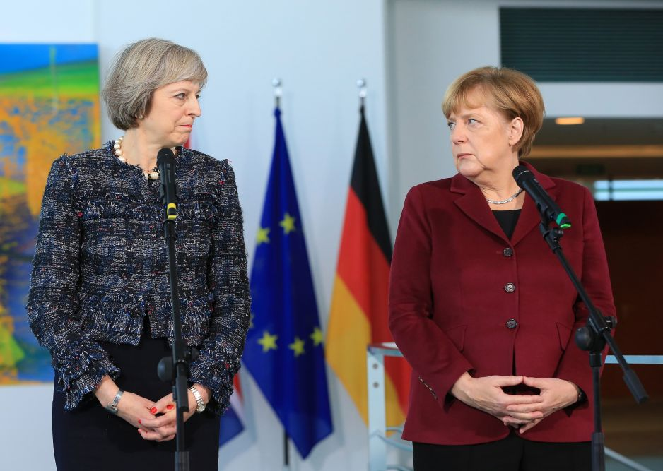 1. Angela Merkel, kanclerz Niemiec