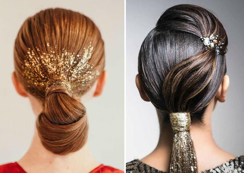 Glitter Hair Brokat We Włosach Będzie Hitem Sylwestra