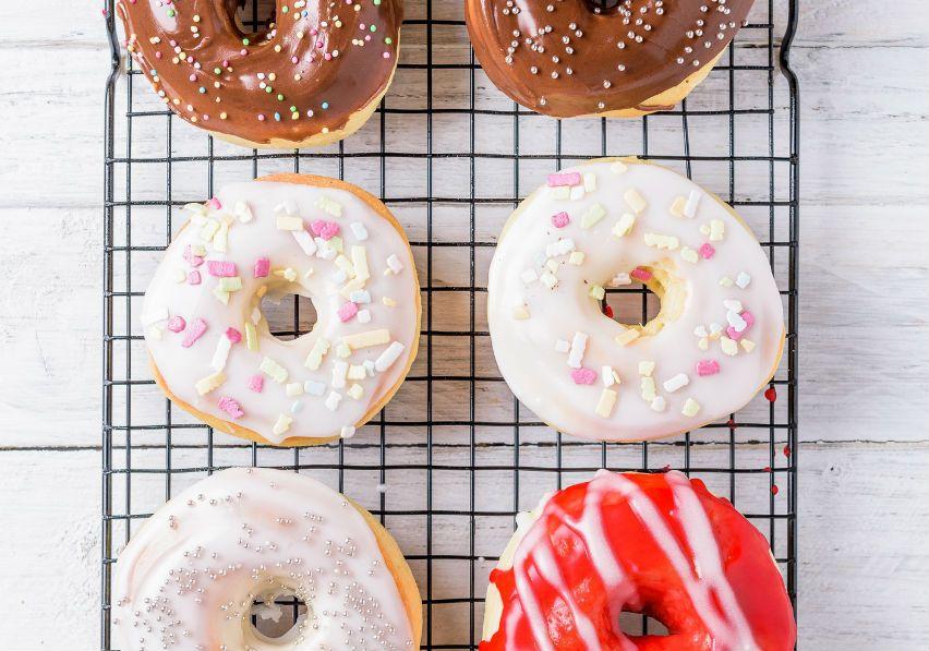 Pączki Pieczone Najlepsze Dietetyczne Przepisy Na Tłusty