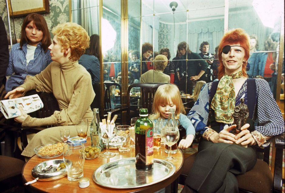 David Bowie film: wiemy kto zagra w filmie o Bowiem!