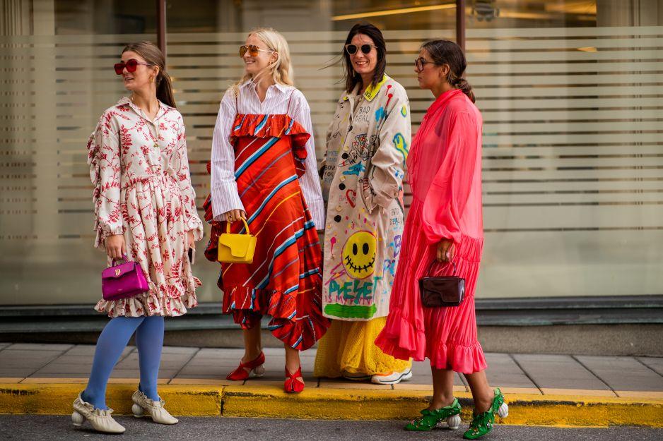 Sukienki Na Wiosnę 2019 Trendy Moda Wiosna 2019 Kobietapl