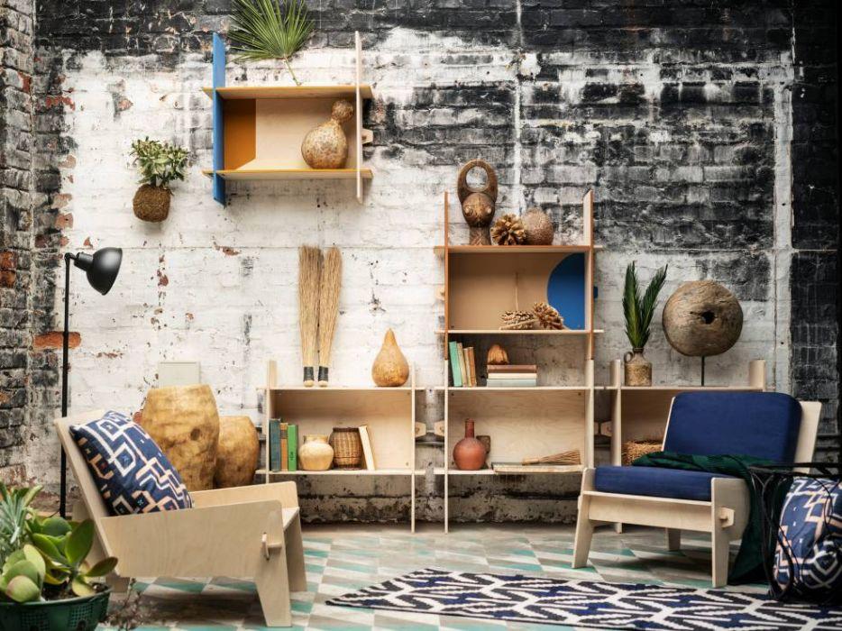 Nowa Kolekcja Ikea 2019 Kolekcja överallt To Afrykański
