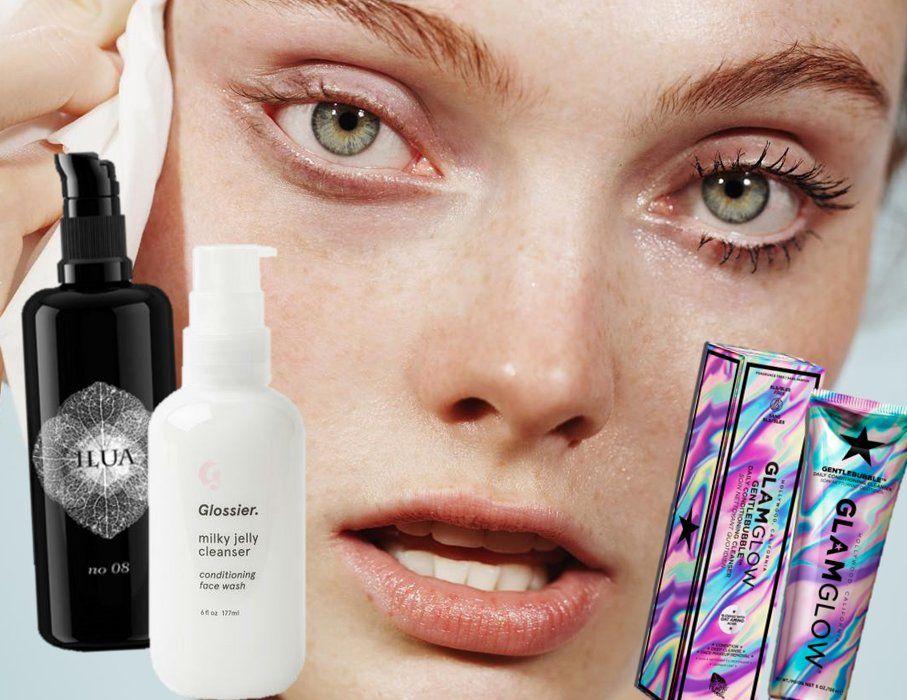 Oczyszczanie twarzy - jak to zrobić, żeby nie podrażnić skóry?