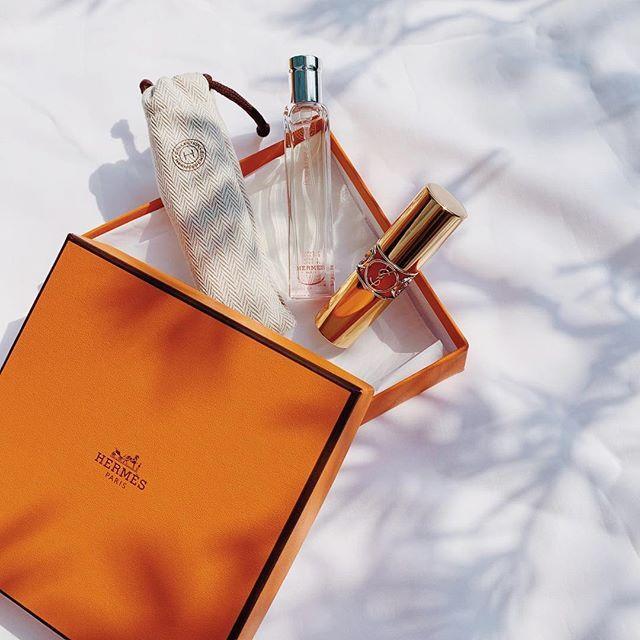Hermès wprowadza linię kosmetyków