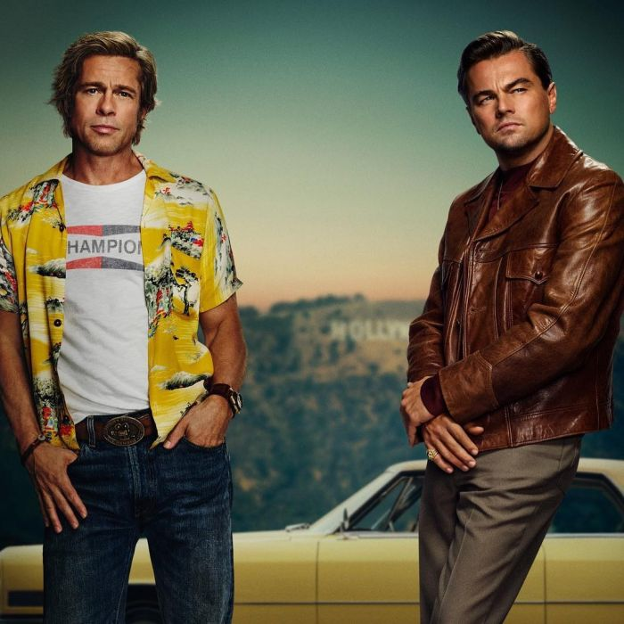 """""""Once Upon a Time in Hollywood"""" - zwiastunfilmu"""
