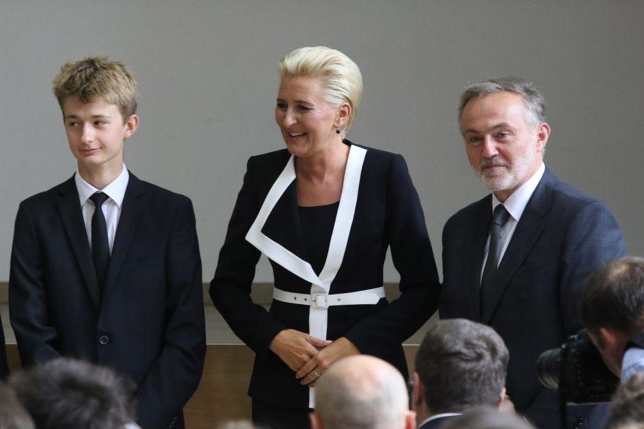 Agata Duda będzie negocjować z nauczycielami: protest nauczycieli 2019