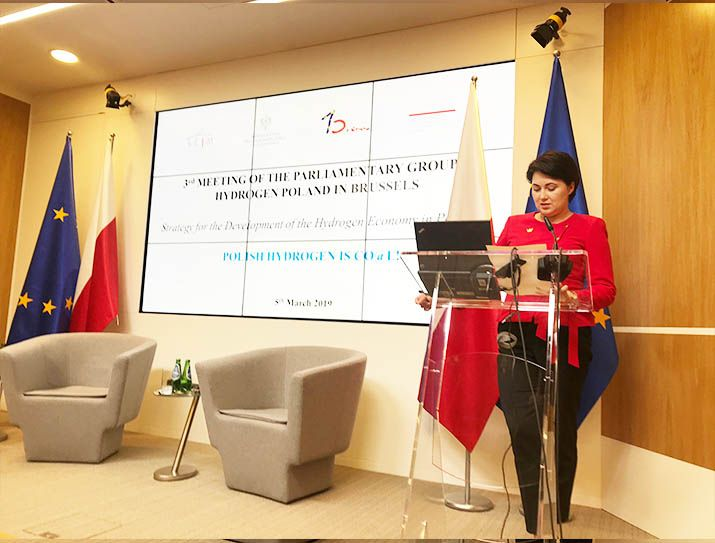 Konferencja w Brukseli