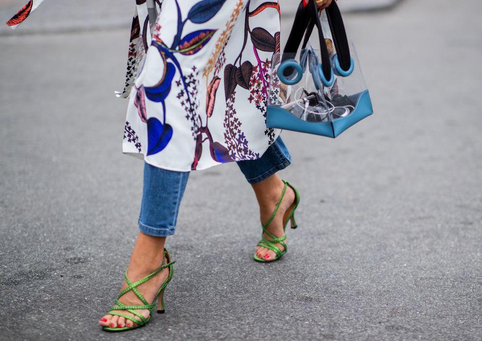 Sandały damskie lato 2019: trendy moda lato 2019
