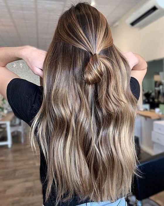 Pzedłużanie włosów