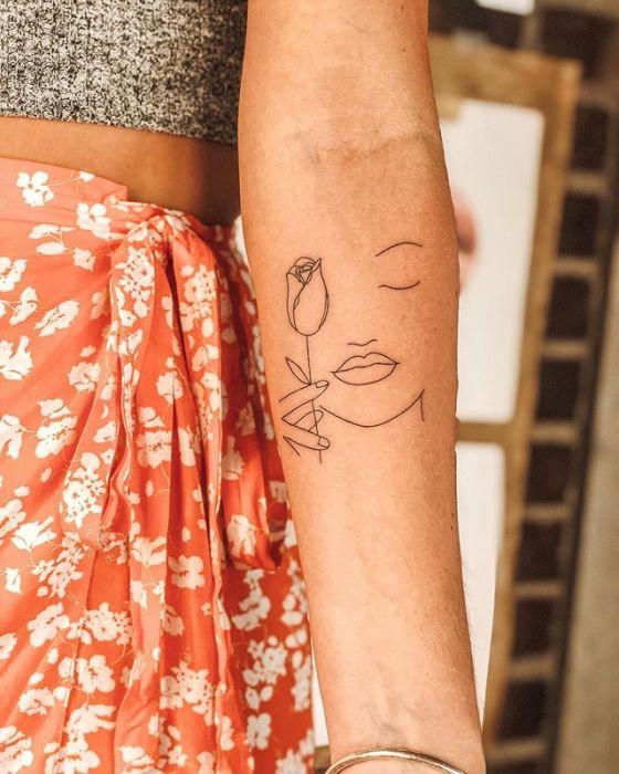 Tatuaże Talizmany Piękne Eteryczne Wzory Które