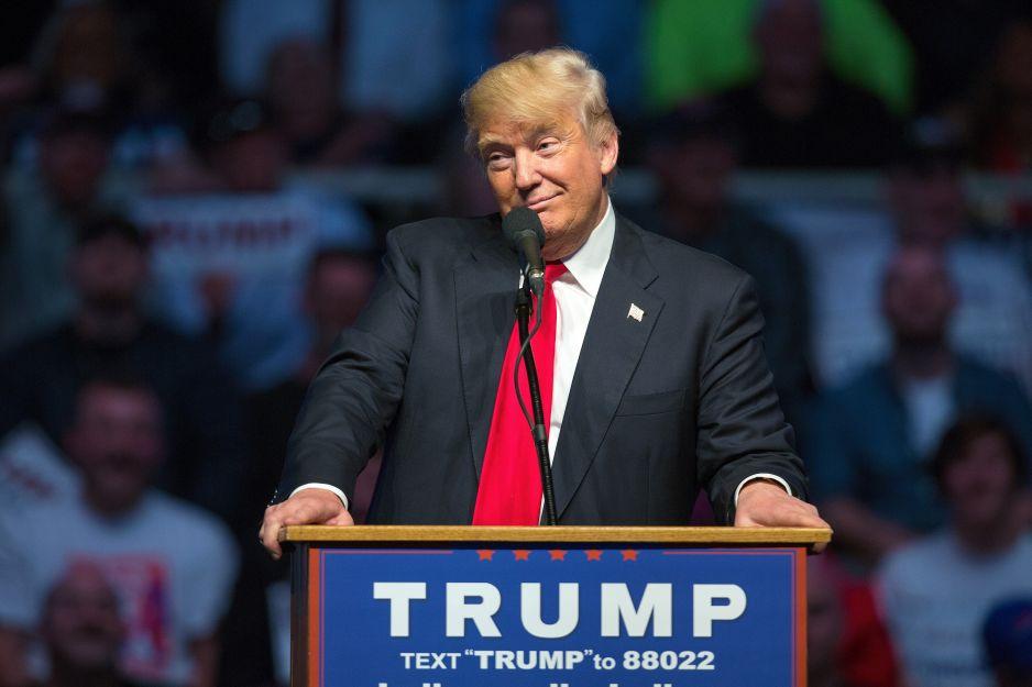 Donald Trump oskarżony o gwałt: znana amerykańska dziennikarka stawia prezydentowi zarzuty