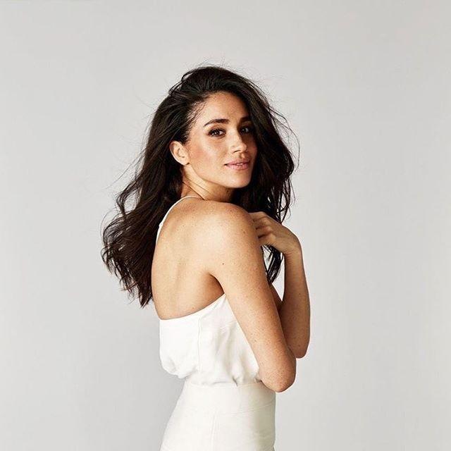 Meghan Markle zaprojektowała kolekcje ubrań