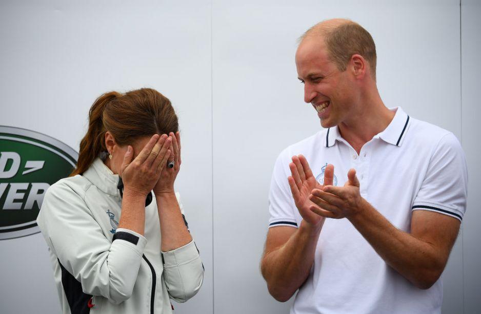 Sensacyjne zachowanie księżniczki Charlotte: reakcja Kate była szokująca!