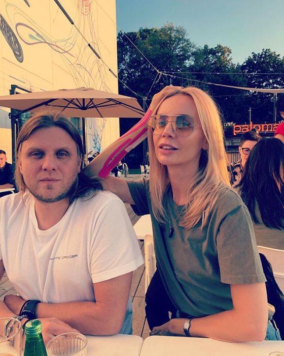 Pożegnianie Piotra Woźniaka-Staraka