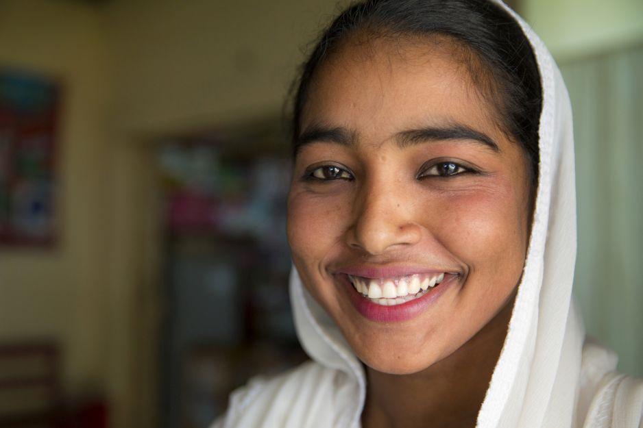 Kobiety z Bangladeszu
