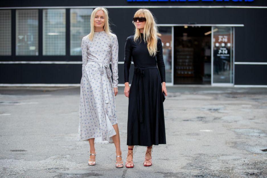 Sukienki na jesień 2019 trendy moda jesień 2019