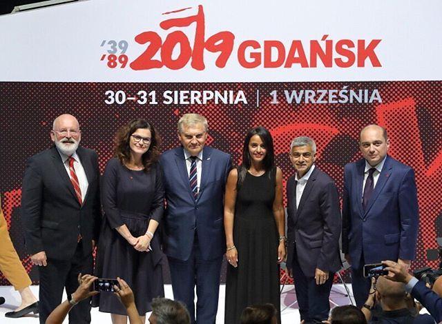 Aleksandra Dulkiewicz - prezydent Gdańska