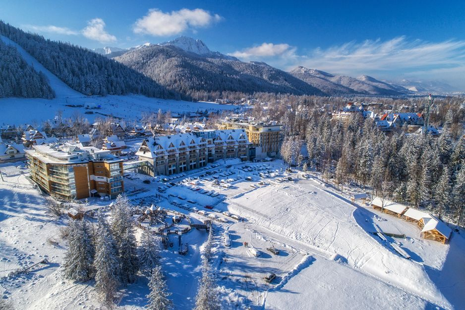 Nosalowy Dwór Resort & SPA Zakopane