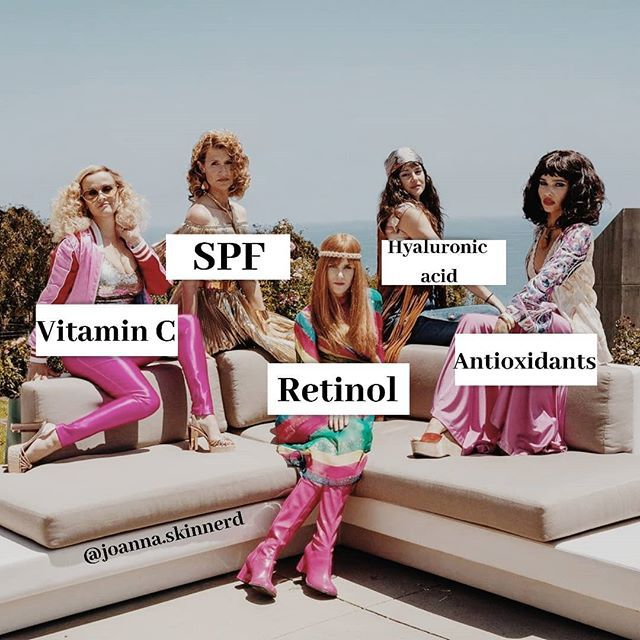Składniki anti aging
