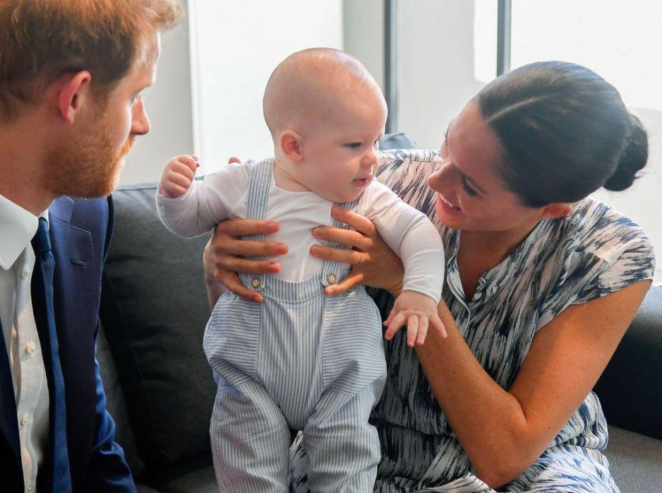 Meghan i Harry przypadkiem zdradzili jak nazywają synka. Będziecie zaskoczone!