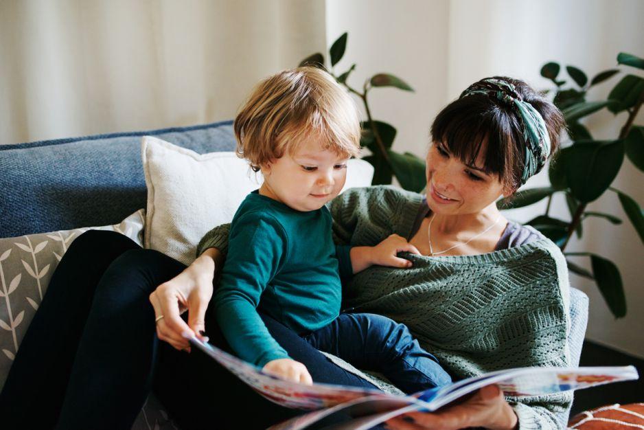 Wspólne czytanie z dzieckiem